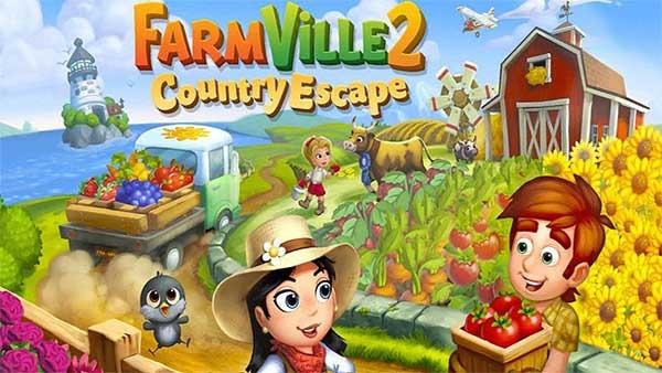 Farmville 2: Escapada Rural, construye tu granja también desde Android