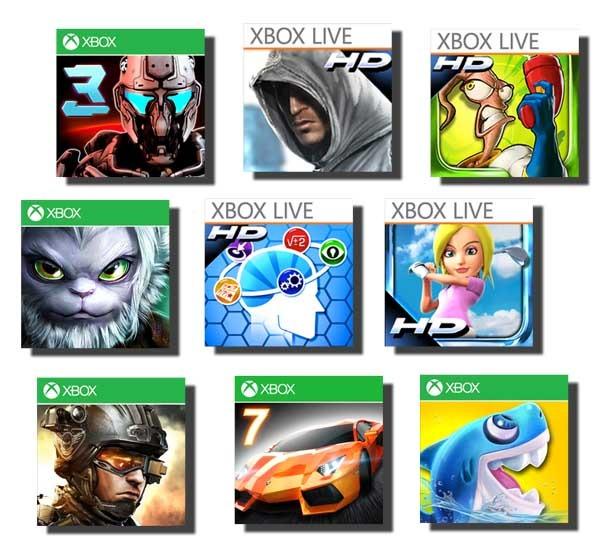 Gameloft regala nueve juegos a los usuarios de Nokia Lumia