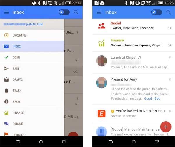 gmail experimento
