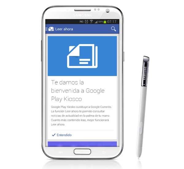 Google Play Kiosco, el agregador de noticias se reorganiza