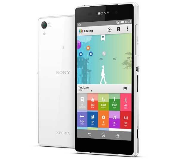 Así es Lifelog, la app de la pulsera smartBand SWR10 de Sony