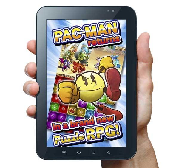 Pac-Man Monster Quest, el clásico comecocos vuelve a los móviles