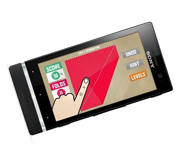 Paperama, un juego de papiroflexia para Android