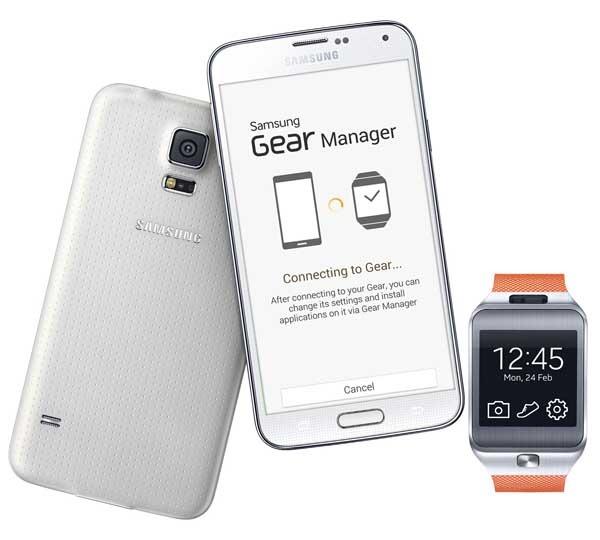 Samsung actualiza la app Gear Manager para gestionar los Gear 2 y Gear Fit