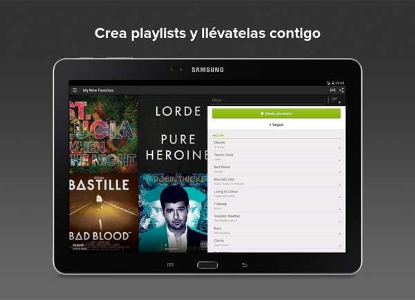 Spotify cambia radicalmente de aspecto en Android