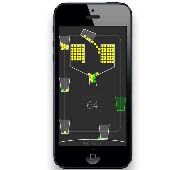 100 Balls, un juego de habilidad gratis que está triunfando en iPhone