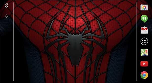 Amazing Spider-Man 2 Live WP, lleva a este superhéroe en la pantalla