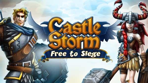 CastleStorm, construye tu castillo y lucha contra el enemigo en este juego
