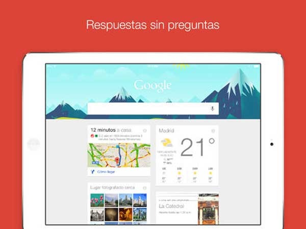 google now 4 ios