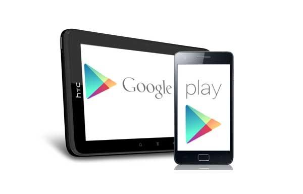 La web de Google Play se adapta a los móviles