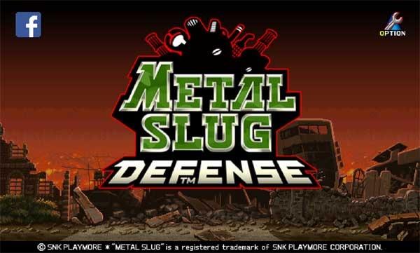 Metal Slug Defense, el clásico juego de recreativas ahora gratis
