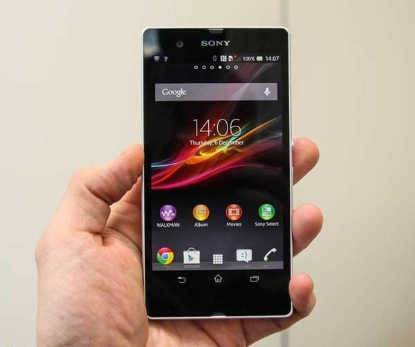 Sony actualiza la aplicación Películas para sus Sony Xperia