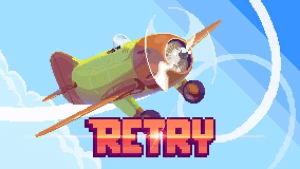 RETRY, el nuevo juego de los creadores de Angry Bird con tintes de Flappy Bird