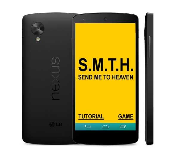 S.M.T.H., el juego que te reta a lanzar tu móvil lo más lejos posible