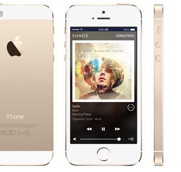 Sonos Controller, gestiona toda la música en tus altavoces Sonos con esta app