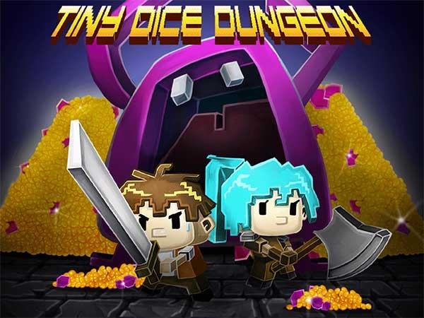 Tiny Dice Dungeon, el rol y los dados llegan a Android