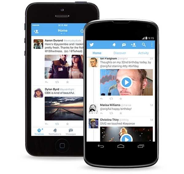 Twitter ya permite silenciar usuarios en Android, iOS y la web