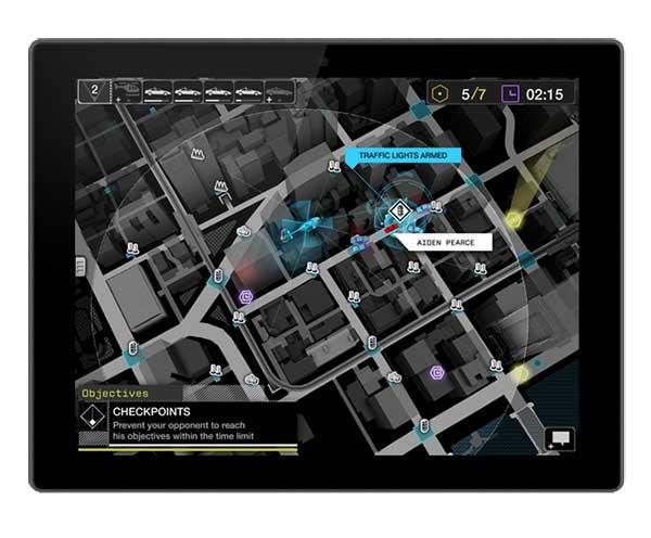 ctOS Mobile, la aplicación compañera del juego Watch Dogs