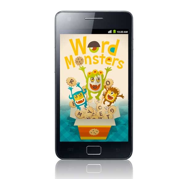 Word Monsters, un juego de palabras de Rovio que llega a Android