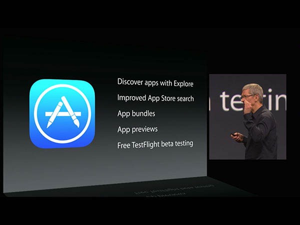 app store ios8
