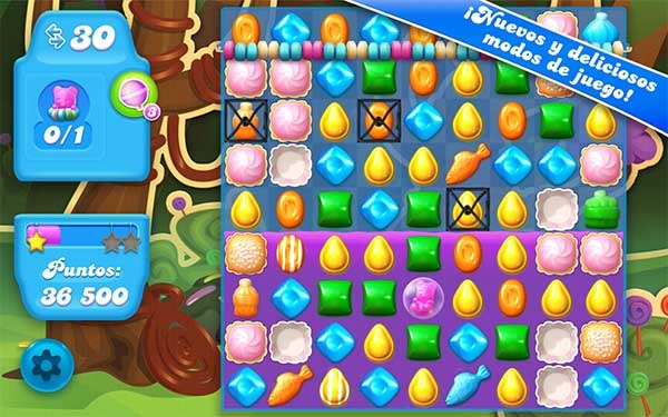 Candy Crush Soda Saga La Secuela Del Aclamado Candy Crush Saga