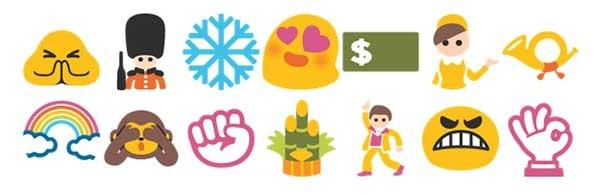 emoticono emoji unicode 7