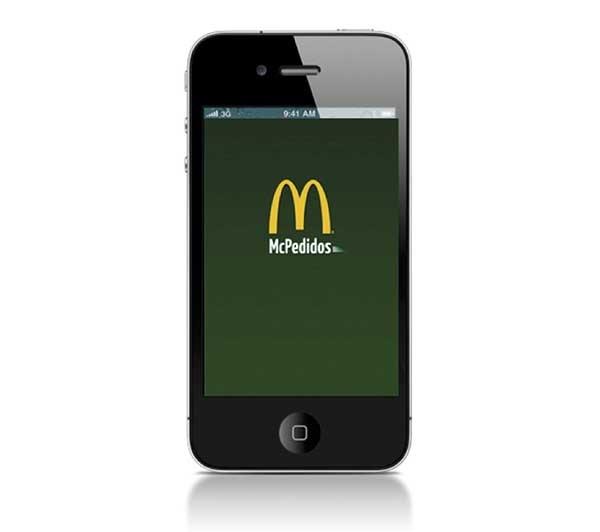 Los pedidos rápidos llegan a McDonalds con una nueva aplicación