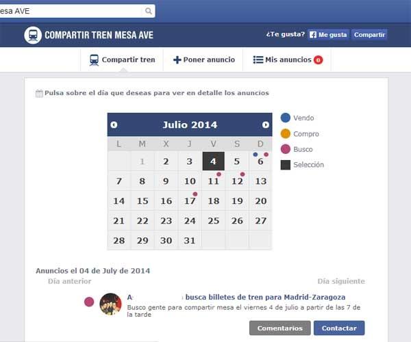 Compartir Tren Mesa Ave Una App Para Ahorrar Dinero Al Viajar En Ave