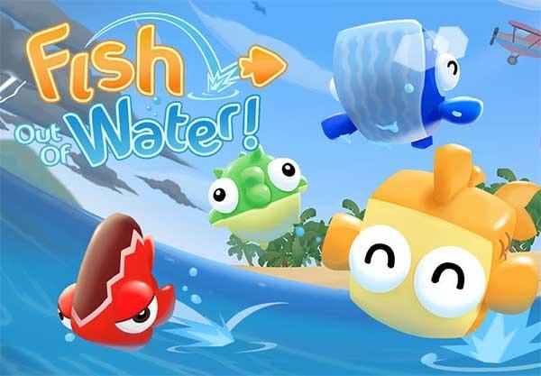Fish Out Of Water, el último juego de los creadores de Fruit Ninja
