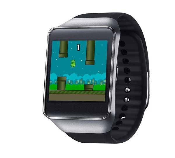 Un clon del famoso Flappy Bird llega a los relojes con Android Wear