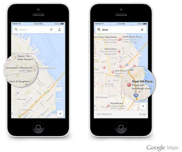 Google Maps ios 3.2.0