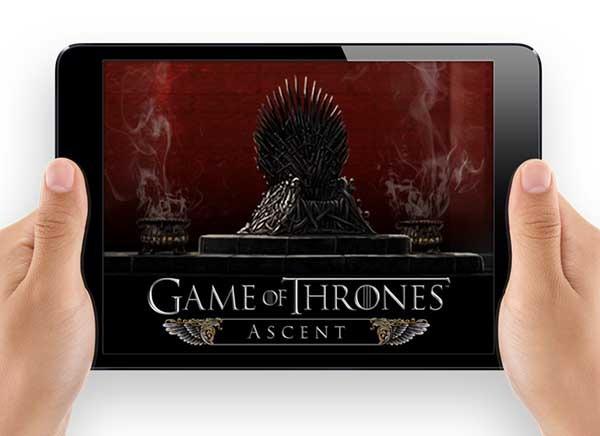 Game of Thrones Ascent, crea tu propio ejército de Juego de Tronos
