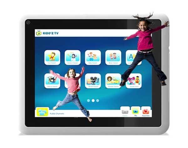 KIDOZ, transforma tu móvil o tableta en un rincón de juegos para niños
