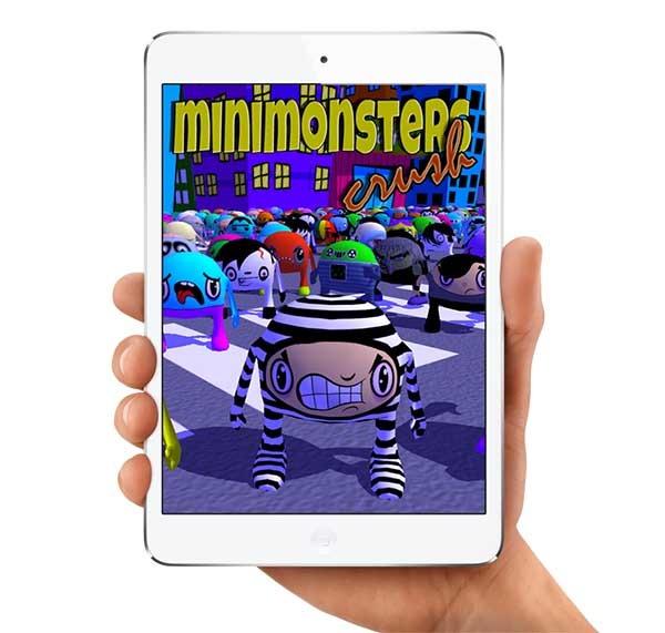 Minimonsters Crush, un divertido juego multijugador al estilo Candy Crush Saga