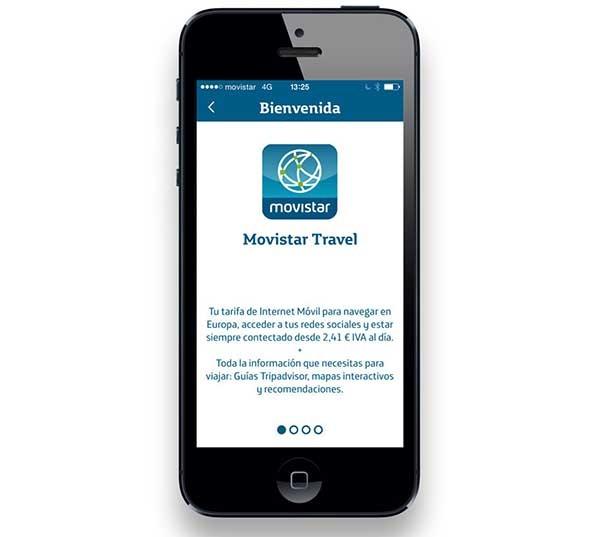 Travel, la app de Movistar para los usuarios que viajen al extranjero