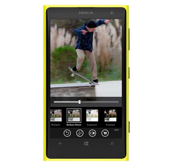 Adobe Photoshop Express, retoca fotos desde tu Nokia Lumia