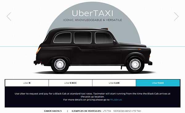 La app de transporte Uber ya es completamente legal en Londres