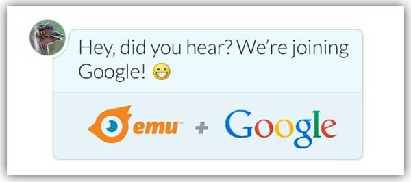 google compra emu