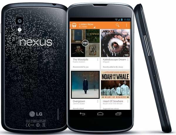 Google Play Music se actualiza con dos nuevos widgets o accesos directos