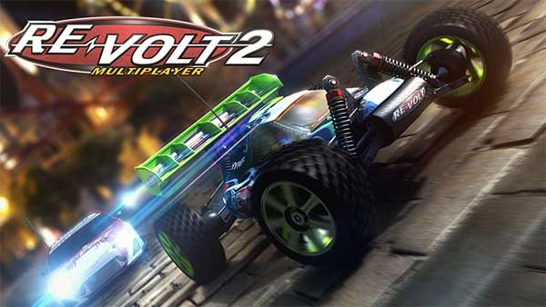 Re-Volt 2: Multiplayer, compite con coches de radio control gratis