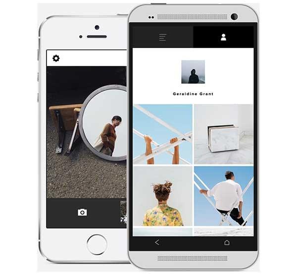 VSCO copia a Instagram e integra su propio servicio de mensajes