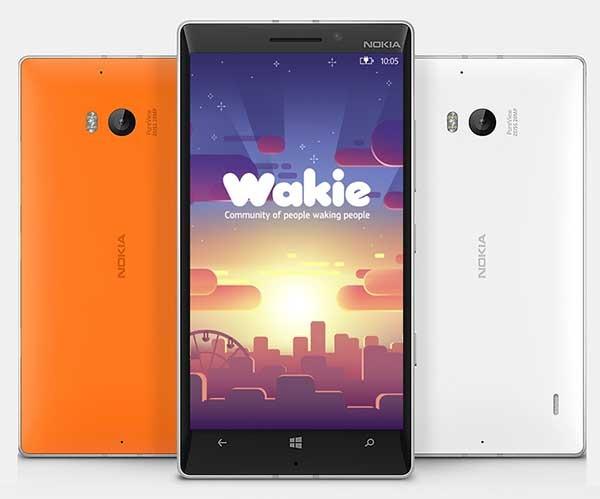 Wakie, haz que otros usuarios te despierten por la mañana desde tu Nokia Lumia