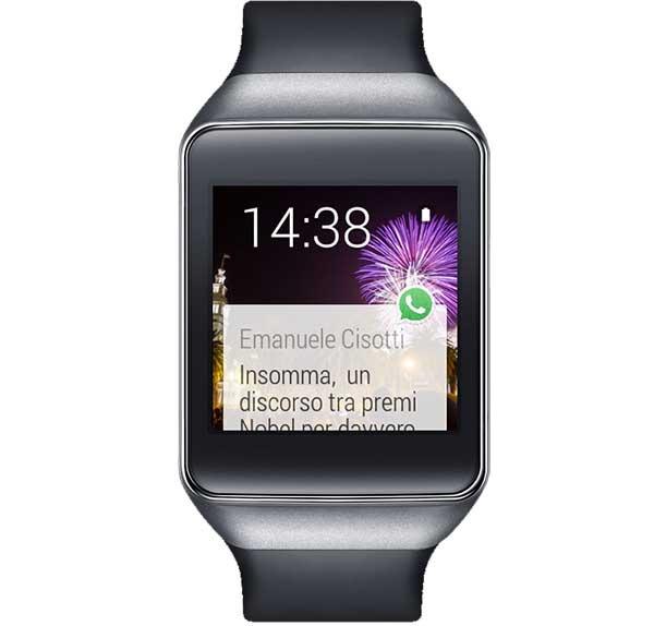 Cómo responder mensajes de WhatsApp desde tu reloj Android Wear