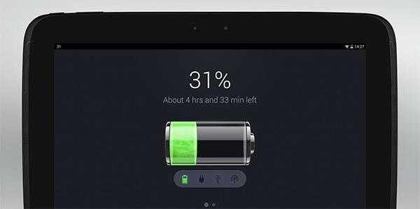AccuBattery, alarga la vida de la batería de tu móvil con esta app