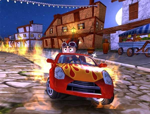 Beach Buggy Racing, un divertido juego de carreras por la playa