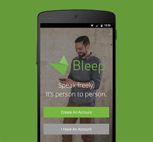 BitTorrent Bleep, una app de mensajería que protege las comunicaciones