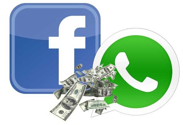 La Comisión Europea aprobará la compra de WhatsApp por parte de Facebook