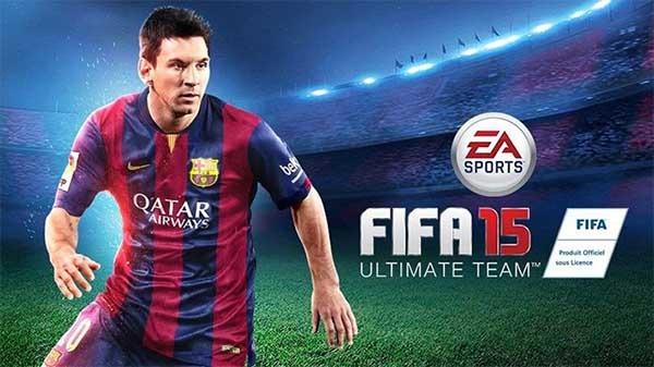 FIFA 15: Ultimate Team, el famoso juego de fútbol gratis para móviles