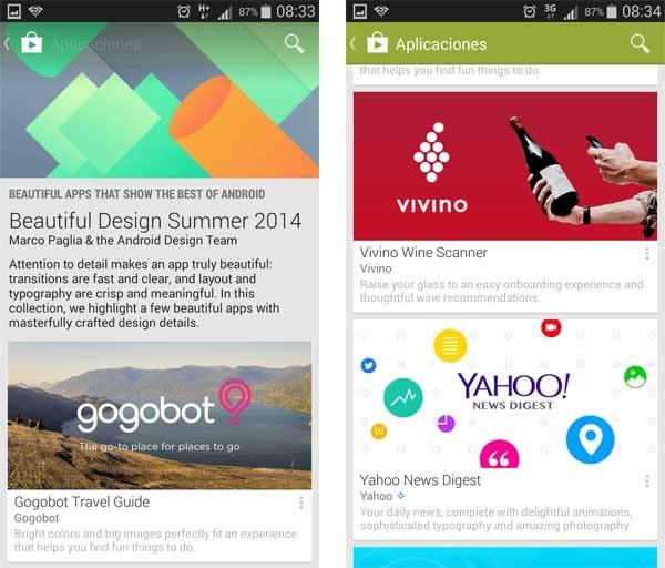 google play apps verano 2014