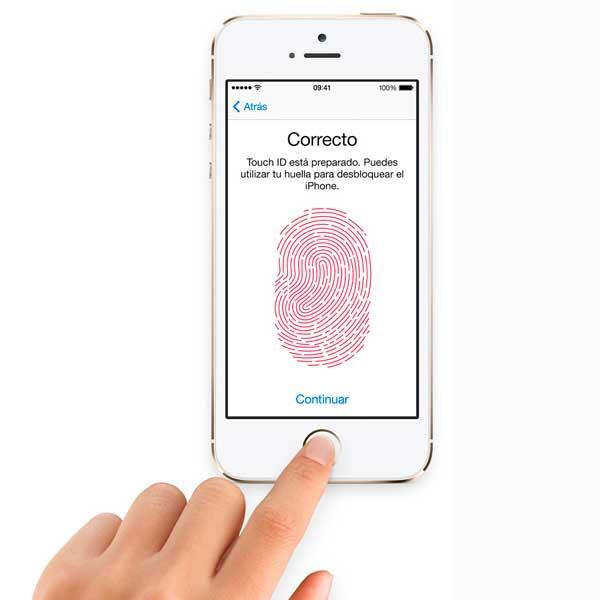 apps que funcionan con el sensor de huellas del iphone 6